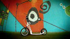 Mibo kick scooter