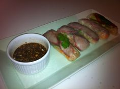 Pills and Thrills: Vietnamese Spring Rolls