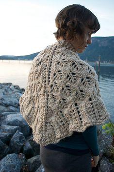 Ravelry: Pembroke Wrap pattern by Andrea Rangel