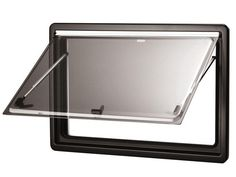 SEITZ OPENING TOP HINGED WINDOW SYSTEM - is supplied as a complete kit of window and integrated Blind flyscreen system, all in one box. Blind material is white to the interior with a thermally reflective silver aluminised coating to the outside. Kitchen Blinds Diy, Diy Blinds, Home Design, Best Campervan, Campervan Ideas, Camper Tops, Caravan Awnings, Van Dwelling, Bathtub Remodel