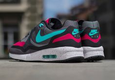 the best attitude fe177 0dd5c Nike Air Max Light WR - Fuschia Force - Hyper Jade - Anthracite -  SneakerNews.com