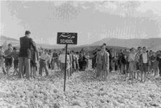 The Nakba of 1948 - School
