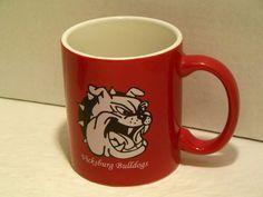 Vicksburg Bulldogs Michigan High School Mascot Football Team Kalamazoo County