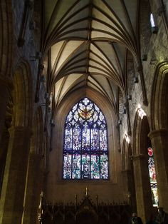 West end of nave by Aidan McRae Thomson, via Flickr