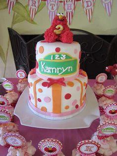 Elmo Birthday Party Ideas   Photo 1 of 24   Catch My Party