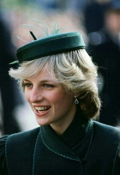 Diana. She was always a lady. The People's Princess. A true humanitarian who made a difference.