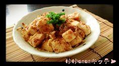 あと一品の簡単豆腐の胡麻油炒め | ゆゆmamaキッチン☆