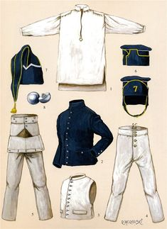 Strictly speaking not line infantry but great pictures Military Fashion, Mens Fashion, Military Costumes, Modern Kimono, Regency Dress, Campaign Fashion, La Mode Masculine, Theatre Costumes, Schneider