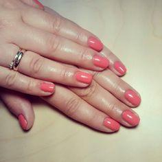 #gelish #shellac #mani #manicure #lodz #łódź #karo #art #nailart #nail #nails #paznokcie