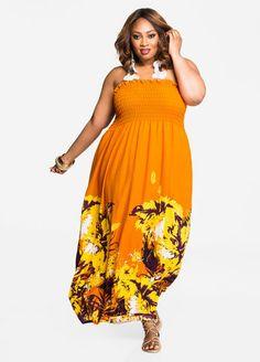 Belted Tube Maxi Dress Plus Size Dresses Pinterest