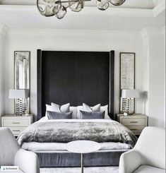 44 Ideas for romantic master bedroom lighting interior design Romantic Master Bedroom, Master Bedroom Design, Bedroom Bed, Home Decor Bedroom, Bedroom Furniture, Master Suite, Bedroom Ideas, Bed Room, Mirror Bedroom