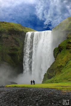 Skógafoss, Iceland by naD photos