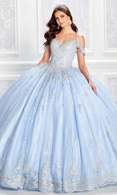Baby Blue Wedding Dresses, Light Blue Quinceanera Dresses, Light Blue Wedding Dress, Prom Dresses Blue, Ball Dresses, Cinderella Quinceanera Dress, Blue Ball Gowns, Tulle Ball Gown, Tulle Lace