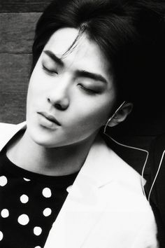 CéCi Magazine, August Issue : Sehun