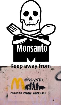 Keep away from Monsanto | Cheap Advices