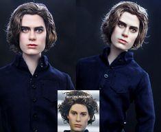 Twilight Jasper Hale doll by *noeling