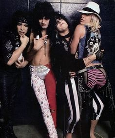 Discover recipes, home ideas, style inspiration and other ideas to try. Tommy Lee Motley Crue, Motley Crue Nikki Sixx, Mick Mars, 80s Hair Bands, Vince Neil, Lita Ford, Heavy Metal Music, Jim Morrison, Glam Rock