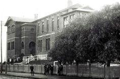 Alexandria Public School. Mitchell  Road. 1912