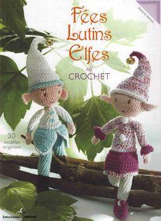 Fées, Lutins, Elfes... au Crochet - Nadège Merle - Picasa Albums Web