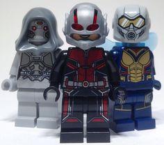 Custom Armor /& TATTERED Bat WINGS for Custom Minifigures Angel Superheroes