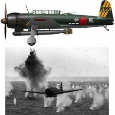 Navy Aircraft, Ww2 Aircraft, Fighter Aircraft, Aircraft Carrier, Military Aircraft, Fighter Jets, In The Air Tonight, Imperial Japanese Navy, War Thunder