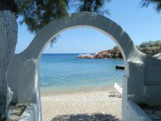 Yoga holidays on the sunny Greek island of Paros | Go Yoga Travel | Paros Yoga Holidays