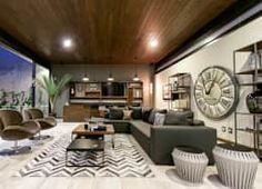 : Salas de estilo moderno por Loyola Arquitectos