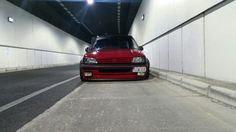 Peugeot 205 stance low
