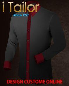 Design Custom Shirt 3D $19.95 anzüge Click http://itailor.de/suit-product/anzüge_it52164-1.html