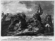 The death of the Great Wolf: 1795.