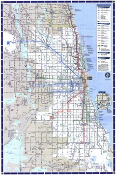 6 Shedd to Millennium Park and Magnificent Mile Chicago bus routes