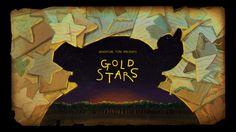 Gold Stars (S6, E26) title card