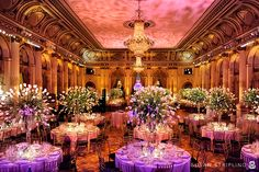 Plaza Hotel Wedding Rosanna Brian