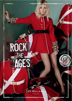 Jo Malone Rock the Ages Celebrates British History & Fashion in 5 Perfumes (2015) {New Fragrances}