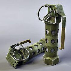3d m84 stun grenade - M84 Stun Grenade... by CG Hamster