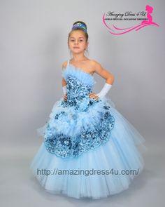 Ritzee Girls Pageant Dress 6006.... Love it | Decor ideas ...