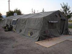 Temper Tent (20' X 48')