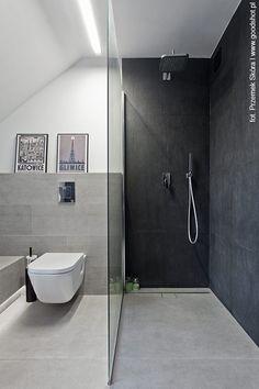 Stupefying Attic bathroom conversions,Attic bedroom paint ideas and Attic remodel. Attic Apartment, Attic Rooms, Attic Spaces, Bathroom Design Inspiration, Modern Bathroom Design, Bathroom Interior Design, Bathroom Designs, Design Ideas, Attic Renovation