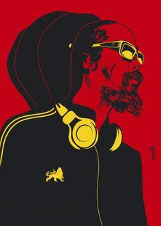 Damian MarleyGabre_Selassie