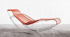 'Hamadora', híbrido de rede e cadeira de balanço