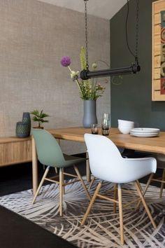 Geef je interieur een industriële look met deze Prime hanglamp van Zuiver.