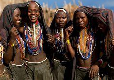 Horn of Africa (Ethiopia) : Arbore tribe