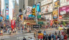 Ciudad de Nueva York se pone la barra para el entusiasmo allí no es literalmente nunca un momento embotado en el cubo de emisión de impulsos. Como la ciudad más grande en los Estados Unidos, Nueva York se ha convertido en sí mismo