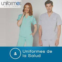 ¡Nunca dejes de sorprender a tus pacientes con una buena imagen! #UniformesparaTodo #Uniformes #Salud #Hospitales #Consultorios www.uniformesparatodo.com