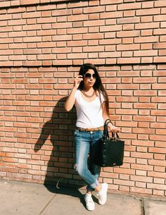 #fashionblogger #ootd #outfitoftheday #lotd #blogger #sunny #glasses