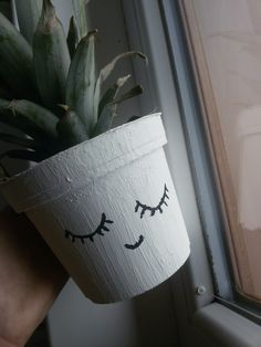 Cute flower pot  😍