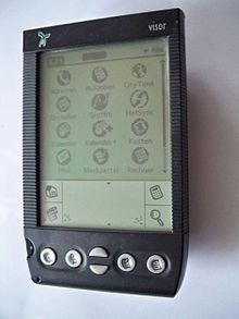 I had 2 of these.  Handspring Visor.