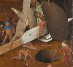 Most of Hieronymus Bosch's surviving paintings are now on display in his hometown. Here's a guide to a few of them.