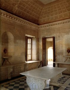 Greater Paris, Versailles Palace-I believe this is the kitchen on Marie's farm