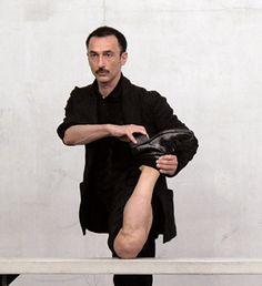 Dimitris Papaioannou - perform artist